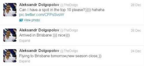 Dolgo Tweets