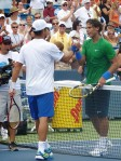 handshake vs Verdasco