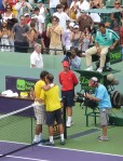 Nadal and Nalbandian