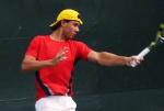 Nadal practice 1