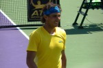 Nadal wins a game!