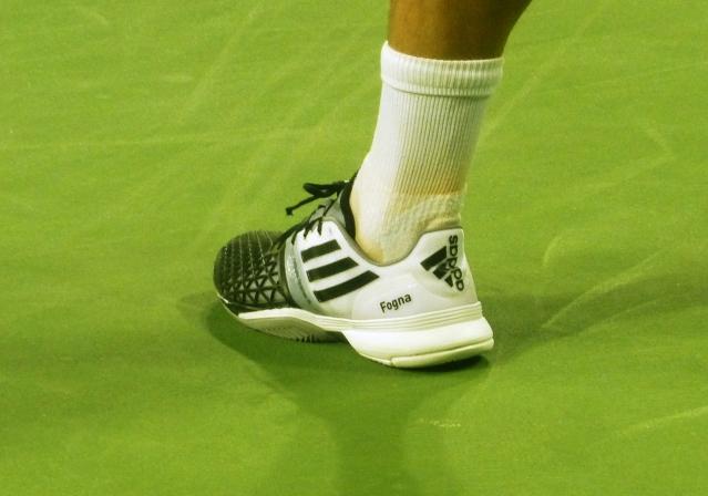 Fognini shoe